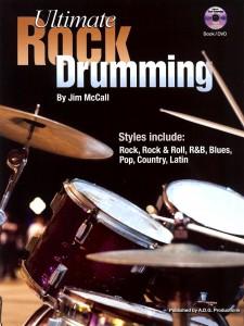 Drum Book - Ultimate Rock Drumming