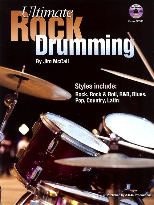 Drum Book - Ultimate Rock Drumming