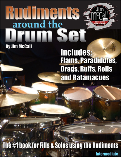 Rudiments around the Drum Set