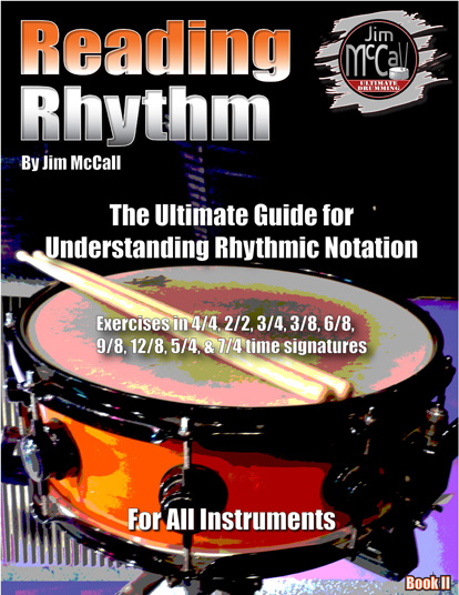 Drum Book - Reading Rhythm 2
