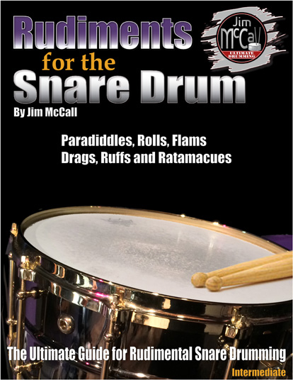 Drum Book - Rudiments for the Snare Drum
