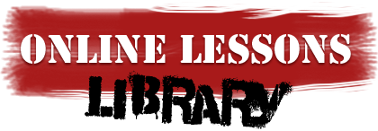 Online Drum Lessons Library