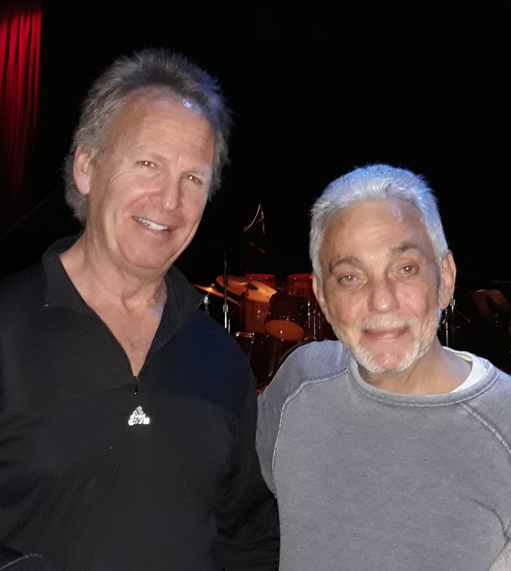 Jim McCall  and Steve Gadd