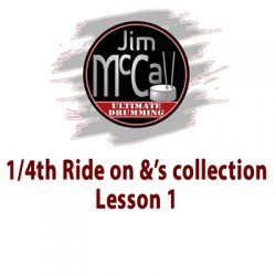 1 4th Ride on &'s Videol lesson #1