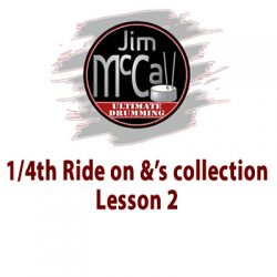 1 4th Ride on &'s Videol lesson 2