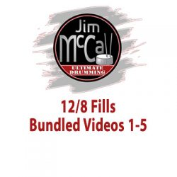 12/8 Fills Bundled Videos 1-5