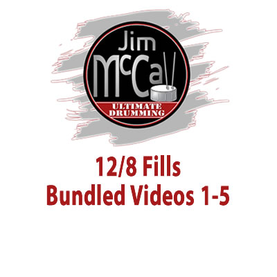 12/8 Fills Bundled Videos 1-5