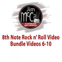 8th Note Rock n' Roll Video Bundle Videos 6-10