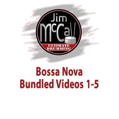 Bossa Nova Bundled Videos 1-5