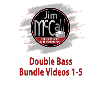 Double Bass Bundle Videos 1-5
