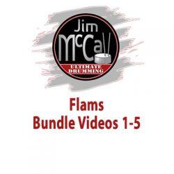 Flams Bundle Videos 1-5