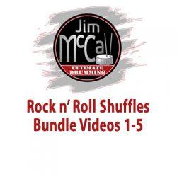 Rock n' Roll Shuffles Bundle Videos 1-5