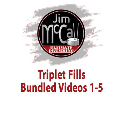 Triplet Fills Bundled Videos 1-5