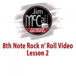 8th Note Rock n' Roll Vodeo Lesson 2
