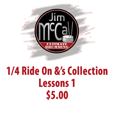 1/4 Ride On &'s Collection Lessons 1