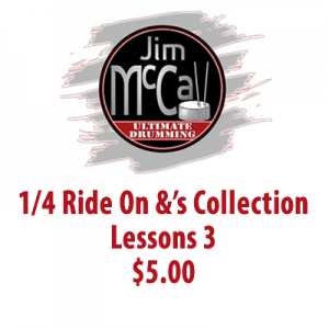 1/4 Ride On &'s Collection Lessons 3