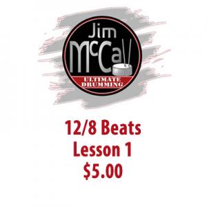 12-8 Beats Lesson 1
