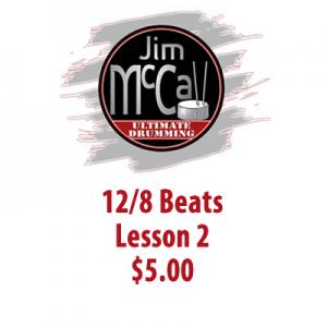 12-8 Beats Lesson 2