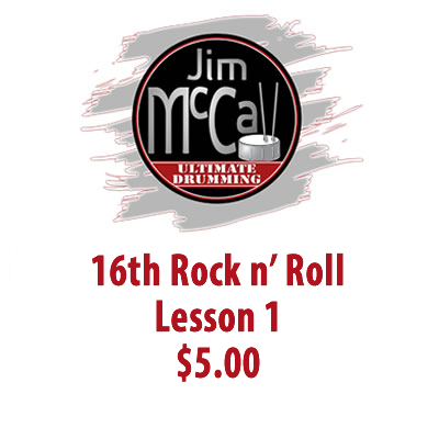 16th Rock n' Roll Lesson 1
