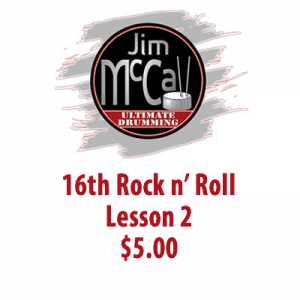 16th Rock n' Roll Lesson 2