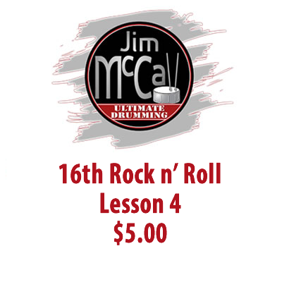 16th Rock n' Roll Lesson 4