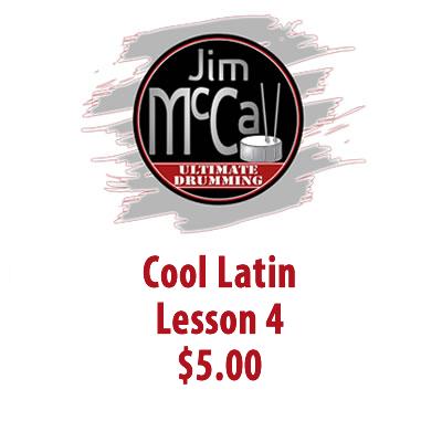 Cool Latin Lesson 4