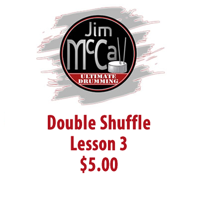 Double Shuffle Lesson 3