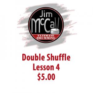 Double Shuffle Lesson 4