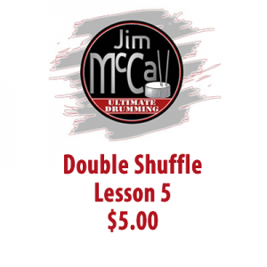 Double Shuffle Lesson 5