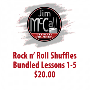 Rock n' Roll Shuffles Lessons 1-5