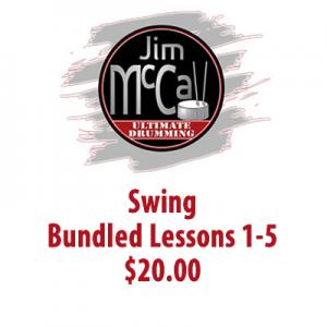 Swing Bundled Lessons 1-5