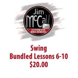 Swing Bundled Lessons 6-10