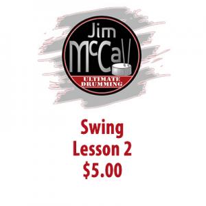 Swing Lesson 2