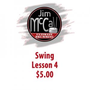Swing Lesson 4