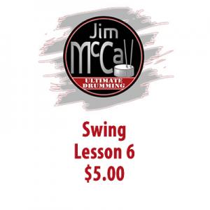 Swing Lesson 6