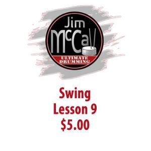 Swing Lesson 9