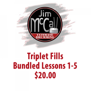 Triplet Fills Bundled Lessons 1-5